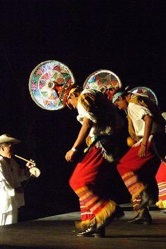 Danzantes Totonacas by mexinco, via Flickr