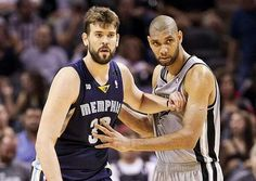 (0-1) Grizzlies 94-101 Spurs (1-0)