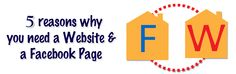 5 Reasons Why Facebook Pages Need a Website