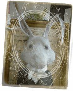 aristocratic creepy bunny