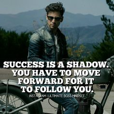 You have to mobe forward for success to follow you. Do the work then the rest will follow. · Do you Agree? · #UltimateBossMindset  Follow @Ultimatebossmindset Follow @Ultimatebossmindset Follow @Ultimatebossmindset http://quotags.net/ipost/1499802306631485692/?code=BTQXkBoFMj8