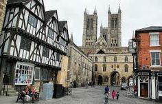 casas medievales en Inglaterra - Buscar con Google