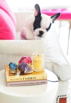 DIY Faux Crystal Rocks #nailpolish #faux #crystalrocks #nailpolishcrafts