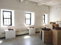 BODY PRESENCE by Flynn Grinnan  Exhibition Photo: Marcel McVay