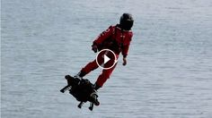 Air Flyboard | Art Promotion Blog