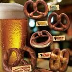 San Diego Pretzel Co. will be featured in the September/October issue of @DraftMagazine! P.s. There's a special treat for all Draft Magazine readers! Grab your copy today!