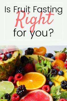 Fruit Only Fasting Meal plan and everything you need to know about fasting with fruits. Fruit Fast, Eat Fruit, Fruit Calorie Chart, Fruitarian Diet, Fruit Diet Plan, Detox Symptoms, Calorie Intake, Diet Meal Plans, Meal Planning