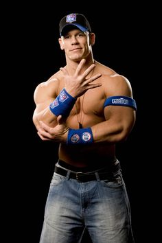 Cena...I Have A Thing For Muscles