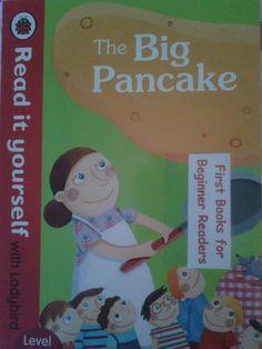 Uno dei libri della collana Read it yourself della casa editrice Ladybird. Ideale per le prime letture .