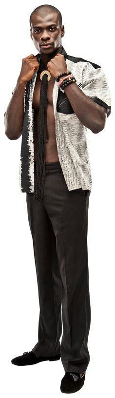 #Men's wear  AILINDA SAWE   #Moda Hombre