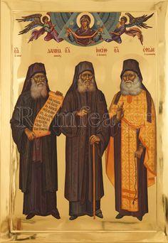 Byzantine Icons, Orthodox Christianity, Greece, Saints, Painting, Art, Greece Country, Art Background, Painting Art