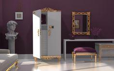 Шкаф-сейф для ювелирных украшений