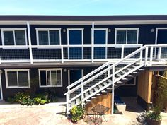 Long Beach Peninsula:: Salt Hotel & Pub Seasonal Food, Modern Room, Long Beach, Lodges, Places To Visit, Salt, Stairs, Anniversary, Home