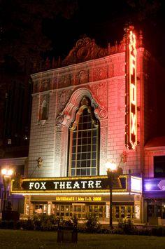 Fox Theatre - St. Louis, Missouri