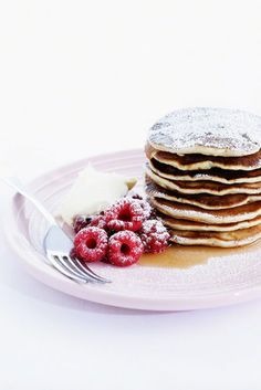 Also that child also this child pancake! Why so much popular that? The mystery of the pancake that is loved by young women