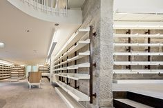 Farmacia Porto, Porto. A project by Ippolito Fleitz Group – Identity Architects.
