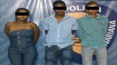 #Noticias | Detenidos tres implicados en robo de unidad de transporte público en... - http://www.vistoenlosperiodicos.com/noticias-detenidos-tres-implicados-en-robo-de-unidad-de-transporte-publico-en/