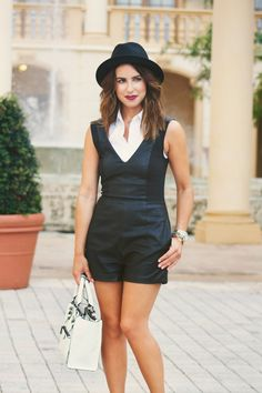 KELLY'S KLOSET | Miami Fashion Blog by Kelly Saks: Back to Cool in Black x White