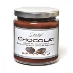 Crema de chocolate negro BELGA. Un placer... y un vicio para los chocaholics!