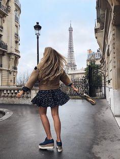 DIE 10 SCHÖNSTEN FOTOLOCATIONS IN PARIS (TEIL 1) - Eiffelturm (Frame in Frame)