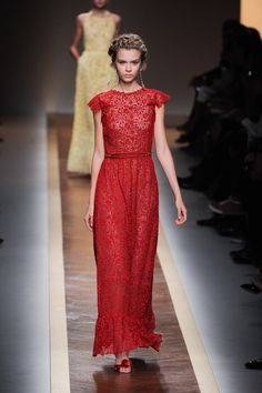 Valentino evening dress