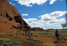Outback Cycling, Uluru