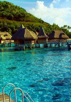 Mo'orea, French Polynesia: