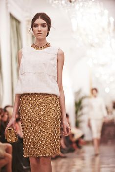 Dolce & Gabbana ALTA MODA, Spring 2013