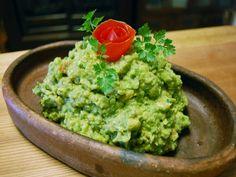 メキシコの前菜! アボカドディップ「ワカモーレ」