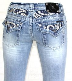 Miss Me jeans! $96