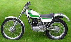 Classic MotorCycle Trials Favorite Bikes New Zealand Motos Trial, Trial Bike, Moto Bike, Ride Or Die, Classic Bikes, Vintage Bikes, Dirt Bikes, Bike Trails, Cool Bikes