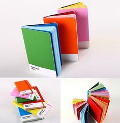 Carnets colorés