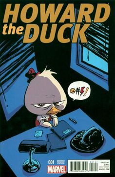 Skottie Young: Howard the Duck #1