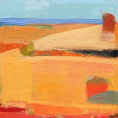 "Sandy Ostrau: ""Improvisations"" at the Thomas Reynolds Gallery� �John Seed"