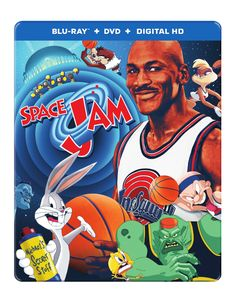 Michael Jordan's basketball/animated epic returns to Blu-ray for it's 20th anniversary.