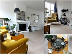 Marco's Modern Classical Apartment in Amsterdam