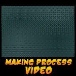 Lightning Strike Making Process by AlexRedfish