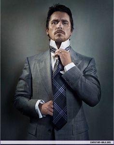 Christian Bale.. mmm.
