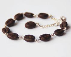 #Coffee Break - Bean Bracelet