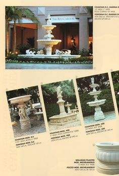 pag 2 - catalogue - Garden Ornaments Stone srl - www.gardenorn.com
