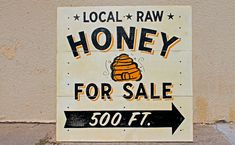 Distressed Wood Painted Signs