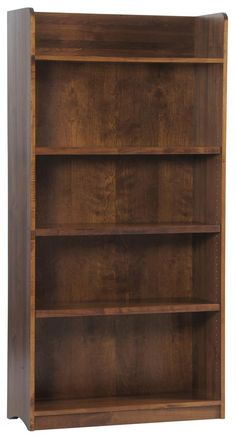 "Amish 36"" Wide Rivertowne Bookcase"