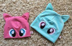 My little pony hat https://www.facebook.com/pimpamforkids?fref=ts