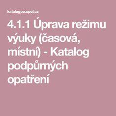 Adhd, Catalog
