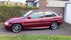 This ford escort rs2000 4x4 very rare is for sale.