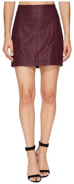 Free People Modern Femme Vegan Mini Skirt Free People, Mini Skirts, Feminine, Vegan, My Style, Modern, Color, Clothes, Shop