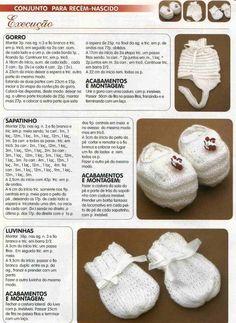 receitatricofacil.blogspot.com+conjunto+de+sapatinho+luvas+e+touca+para+recem+nascido.jpg (584×800)