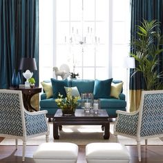 #интерьер #дизайн #бирюзовый  #окно #витраж #дизайнер #цветы #стиль #гостиная #свежий #уют #диван #декор #столик #шторы #кресла #interior #design #decor #style #window