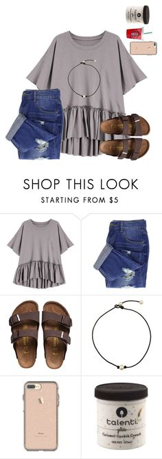 """""""~ it's was 37 degrees today   ~"""" by southern-preppster ❤ liked on Polyvore featuring Birkenstock"""