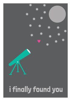 Valentines printable digital love valentines for him por ColourMoon